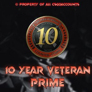 10 year coin prime